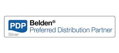 DLL recognized in Belden® Preferred Partner Program